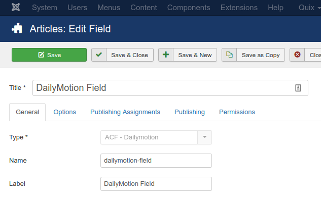 acf-dailymotion-field-settings