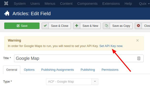 acf-google-map-api-key-warning
