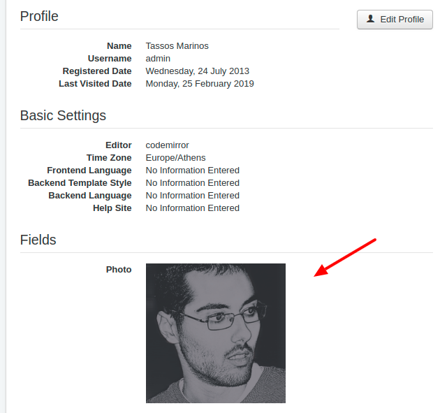 Add a File Upload Field to Joomla! Registration Form