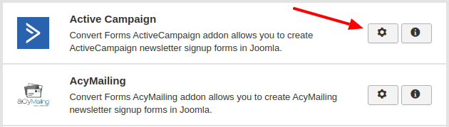 How to connect Convert Forms with ActiveCampaign