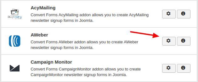 aweber convert forms addon
