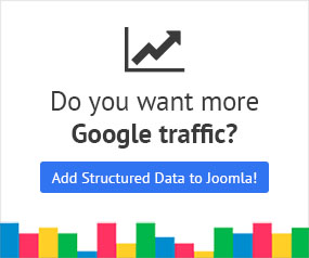 Add Google Structured Data to your Joomla Site and get more traffic