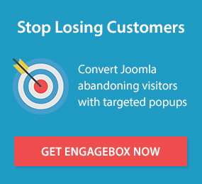 Joomla Popup Extension