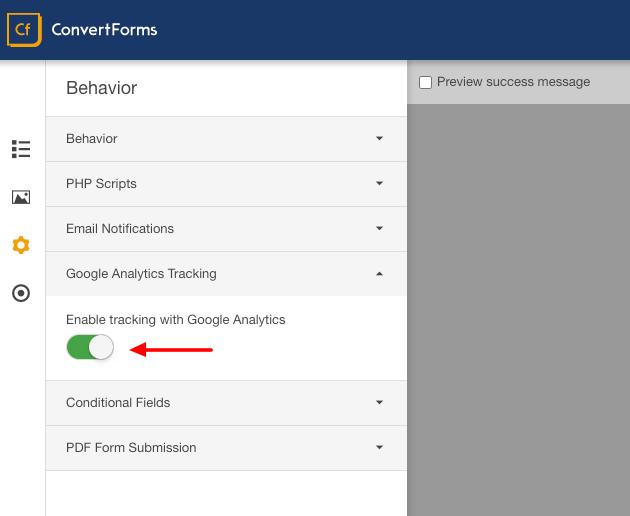 Track Joomla! Form Events with Google Analytics