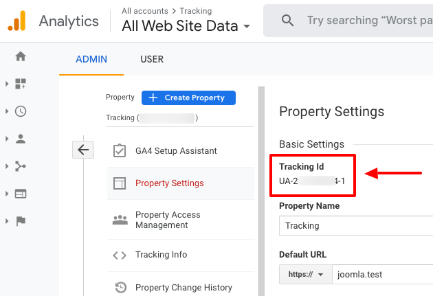 Track Joomla! Form Events with Google Analytics