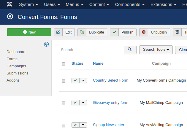 convert forms forms