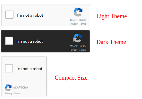 How to add reCAPTCHA to your Form