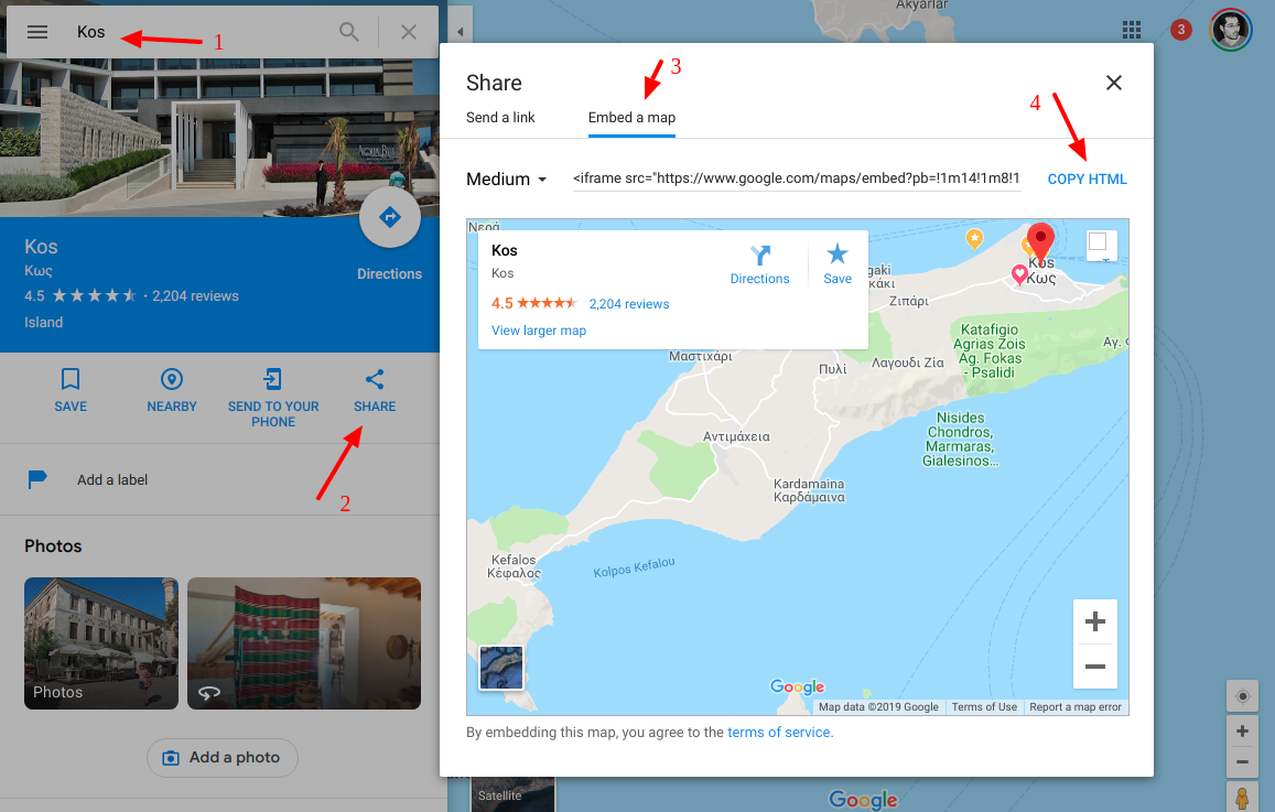 How To Display Google Map In A Popup - Google-us-map
