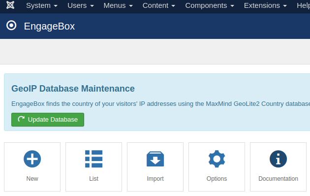 geoip-update-database