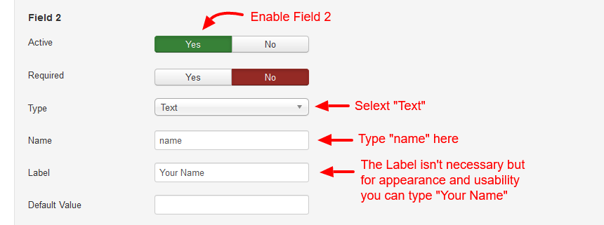 GetResponse Name Field in Engage Box