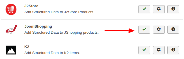 JoomShopping Structured Data