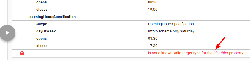 gsd-testing-tool-id-error