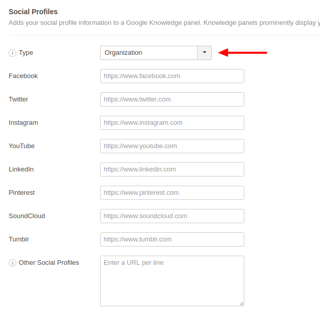 Social Rich Data