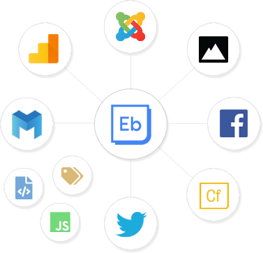 Track Joomla Popup events with your Google Analytics account.