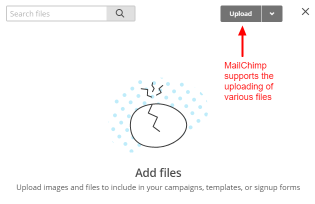 mailchimp-upload-files