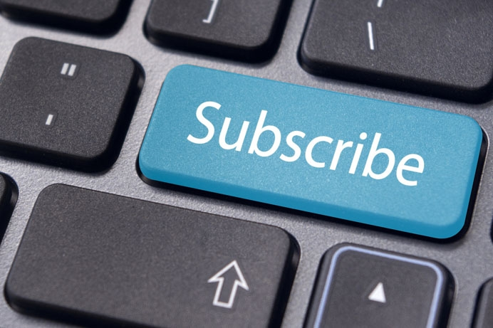 Subscriptions are here!
