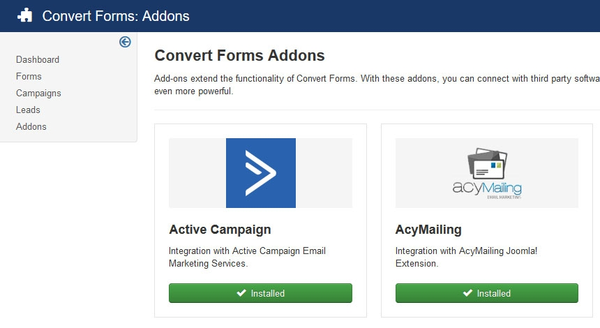 Convert Forms v0.1.1 released