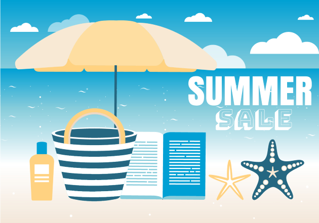 Summer Vacations with 30% Summer Sale!