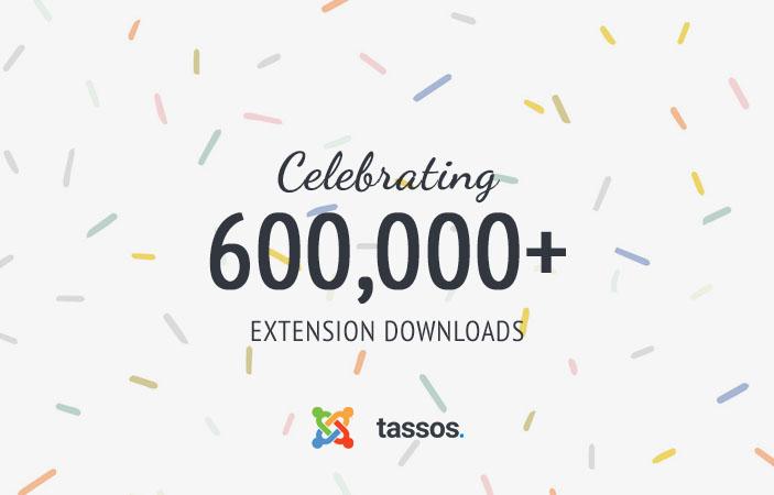 Celebrating 600,000 downloads