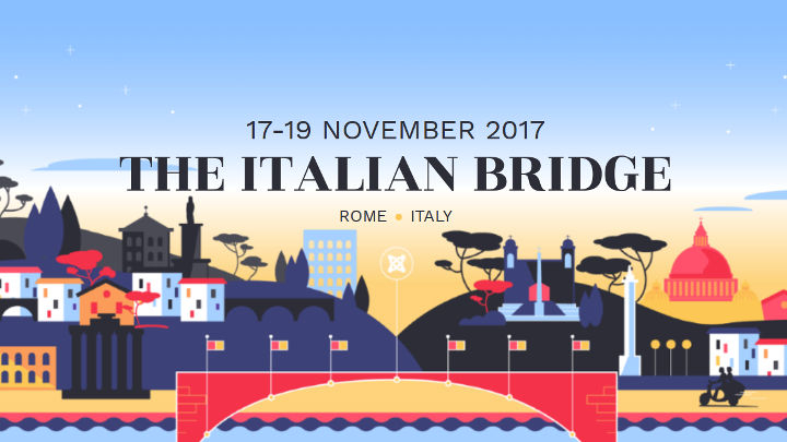 Tassos.gr is sponsoring Joomla World Conference 2017 in Rome