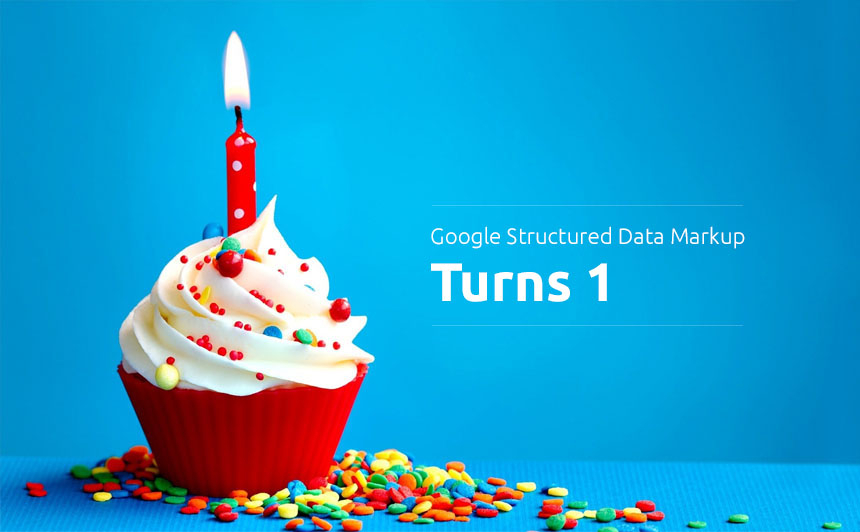 Google Structured Data Markup Turns 1