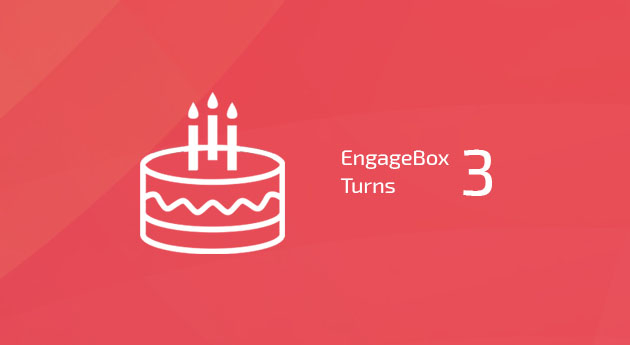 Engage Box Celebrates Its Third Year!